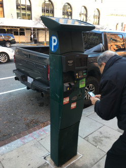My Experience With a Solar Parking Meter