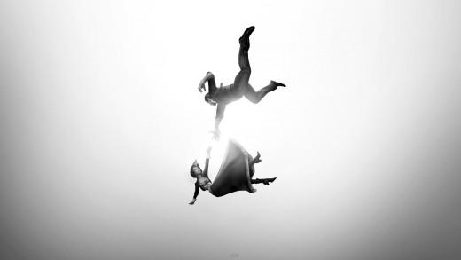 Photo By falling, BioShock Infinite via wallup.net