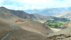 An Enthralling Day  at Nubra Valley
