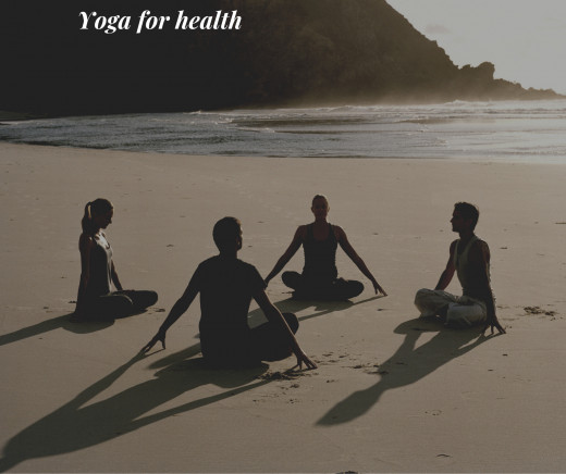 yoga and Breathing Exercises for anxiety