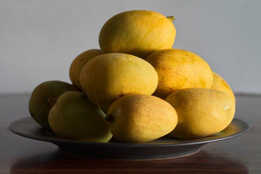 We have used Ramkela or Gola variety of mangoes to make this recipe, but you can use any raw mango.