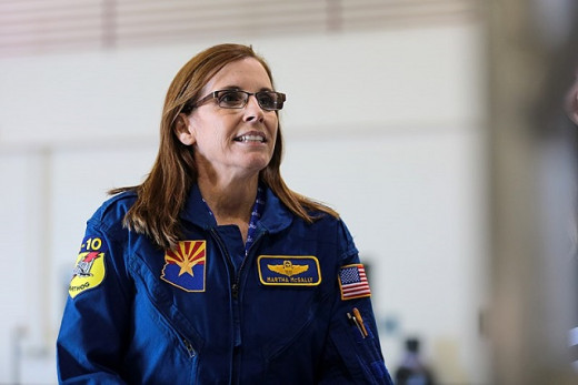 Senator Martha McSally, Arizona