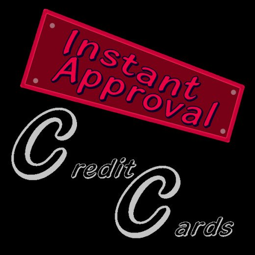 Instant Approval Credit Cards