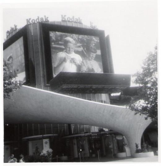 The Kodak Pavilion,