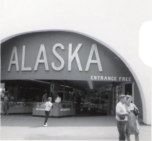 The Alaska Pavilion