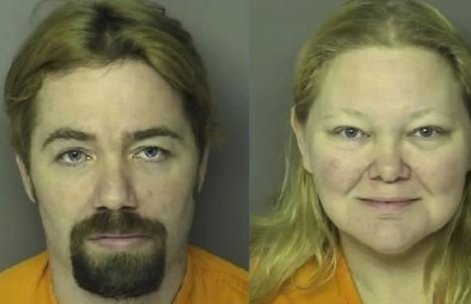 Sidney and Tammy Moorer arrested for the 2013 disappearance of Heather Elvis