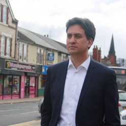 Ed Miliband Brought In.