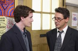 Robert Downey Jr. as the Principal