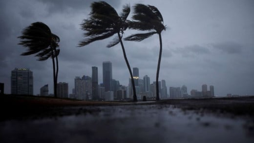 Hurricane Irma on Its Way, the Aftermath of the Emotional Hurricane Ensuing