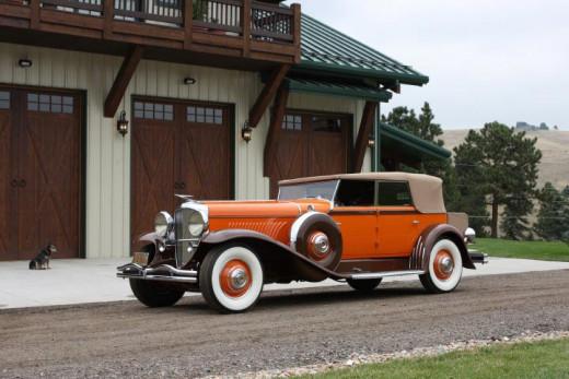 1929 Classic Dusenberg
