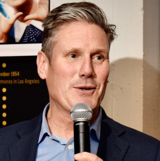 Sir Keir Starmer, darling of the right.