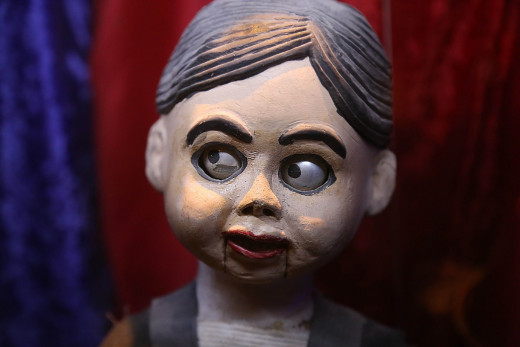 Creepy Puppet