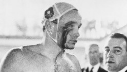 Blood in the Water: The Most Violent Match in Olympic History