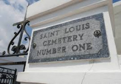 Saint Louis Cemetery - Number One Haunted Cemetery in New Orleans