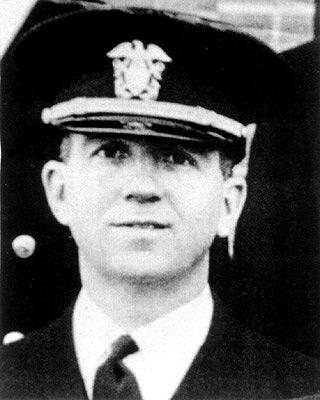 James A. Michener, LtCdr. USN WW II
