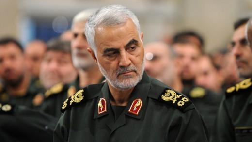 Gen. Soleimani DOA
