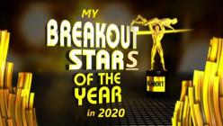 My Breakout WWE/NXT Superstars of 2020