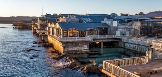 Monterey Bay Aquarium, seen in Star Trek IV: The Voyage Home.