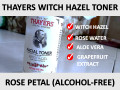 Review of Thayers Alcohol-Free Witch Hazel Toner – Rose Petal