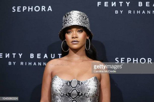 Getty Images For Fenty Beauty By Rihanna