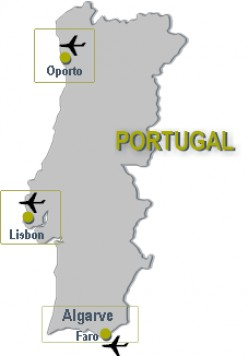 Cheap Flights To Portugal - Porto Airport Info