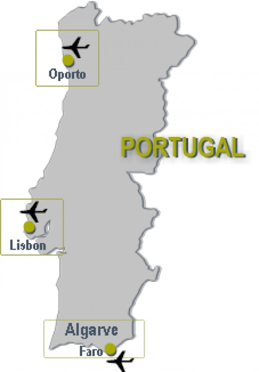 Cheap Flights To Portugal Porto Airport Info Hubpages
