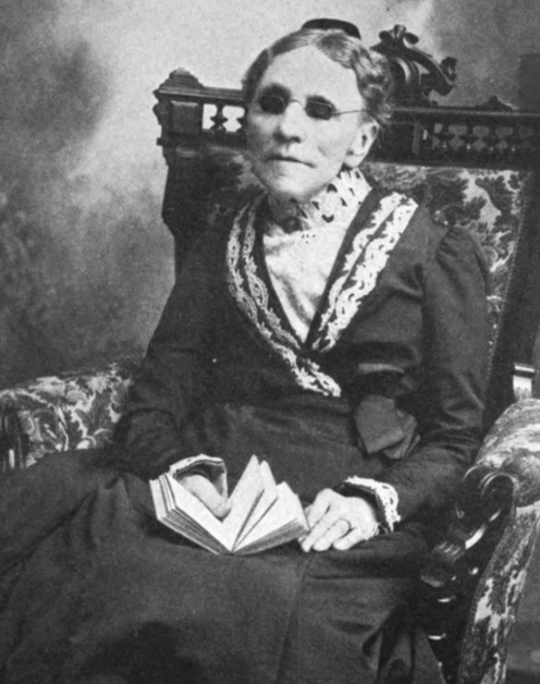 "Fanny Crosby, blinded at six weeks of age, wrote the hymn, ""Pass Me Not O Gentle Savior."""