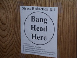 Find a viable stress reducing solution