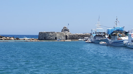 Harbour at Naoussa