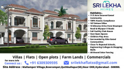 Srilekha homes proudly presents Super Deluxe Villas.....