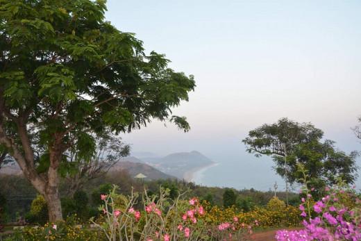 View From Kailasgiri
