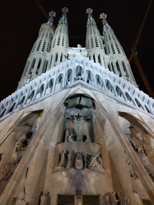 Sagrada Família is a Must-see Place to Visit in Spain
