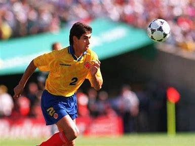 """The Gentleman"" Andrés Escobar"