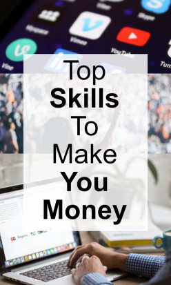 5 Skills That Can Make You Money