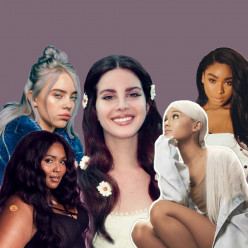 Top 5 Female Artists of 2019