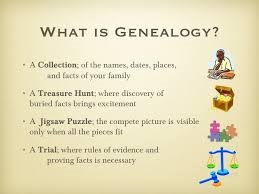 What is Genealogy