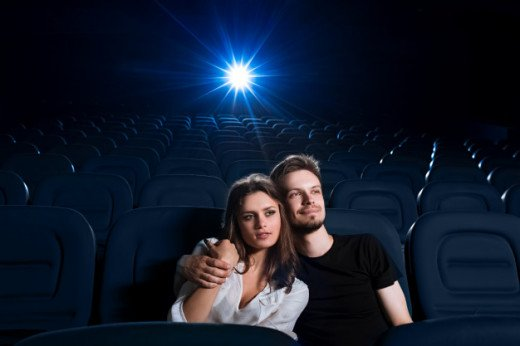 Your Love Story in the Cinema is the Best Way to Propose