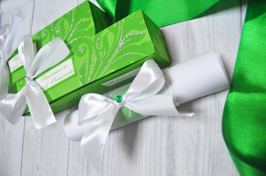 Reduction of the Wedding Invitations' Costs