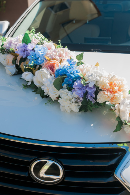 Save Money on a Wedding Car