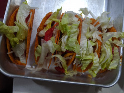 Tacos Made With Sheep Meat