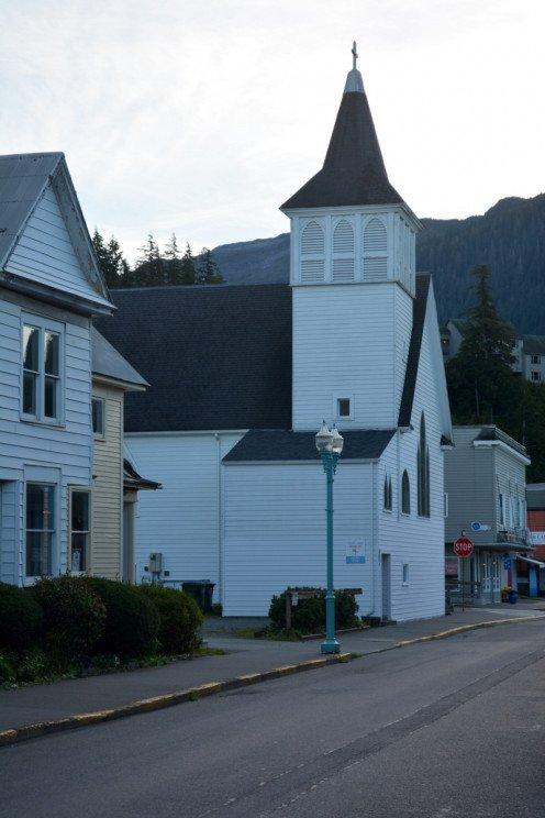 Downtown Ketchikan Historic District - St John's Episcopal Church