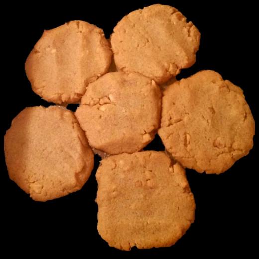 Delicious, golden brown or soft, or crispy. you'll love ,em