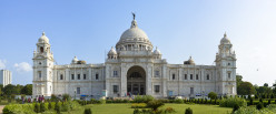 Visiting the Victoria Memorial at Calcutta: Tribute to the Raj