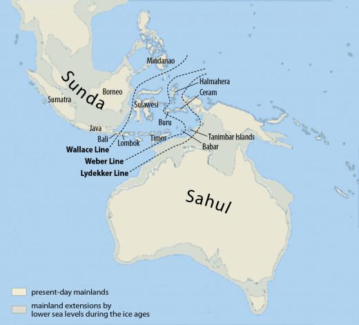 Australia Long Back - During Aboriginals Settlement