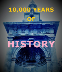 A List of 10,000 Years of History in Chronological Order