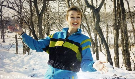 According to friends, Jodi Huisentruit was a friendly and vivacious young lady growing up.