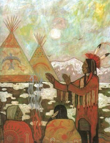 North American Indigenous Spiritual Nature Practice and Teachings.