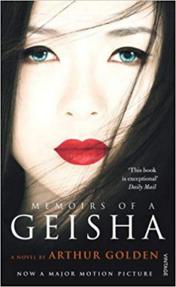 Book Review: The Memoirs of a Geisha by Arthur Golden