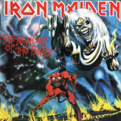 Review of the Album The Number of the Beast by British Heavy Metal Band Iron Maiden