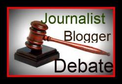 Is Blogging Journalism?
